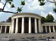 O pavilhão da Elisenbrunnen, em Aachen