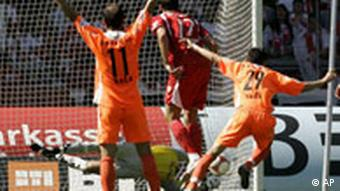 Stuttgart ist Meister 2007