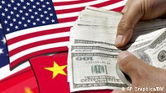 USA China Wirtschaft Symbolbild Blackstone