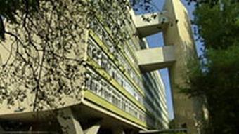 Prédio do conjunto habitacional de Hansaviertel, em Berlim.