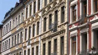 Gründerzeit-Fassade
