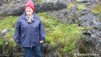 Sippa, a guide for elf tours in Hafnarfjördur, Iceland.