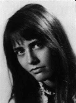 Elisabeth Käsemann, asesinada por la junta militar el 24 de mayo de 1977.