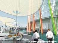 La Torre Energética podría construirse en Bahréin.