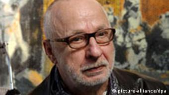 BdT Maler Jörg Immendorff nach langem Nervenleiden gestorben