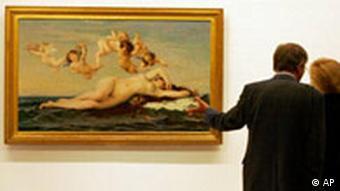 Deutschland Berlin Ausstellung Die Schönsten Franzosen Neue Nationalgalerie