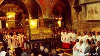 Aachener Heiligtumsfahrt