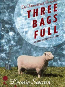 Buchcover Leonie Swann: Three bags full