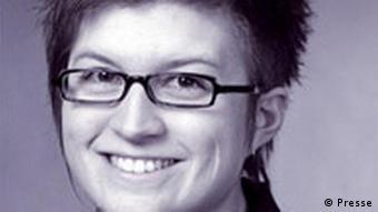 Mirja Stöcker, Herausgeberin von Das F-Wort. Feminismus ist sexy