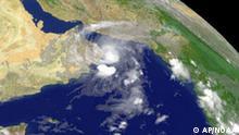 BdT Wirbelsturm Gonu Persischer Golf