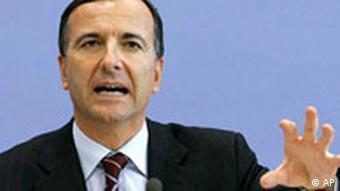 EU Kommission Franco Frattini