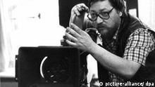 Rainer Werber Fassbinder Archivfoto 1981