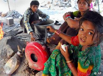 کار از کودکان در صنایع پوشاک هند
