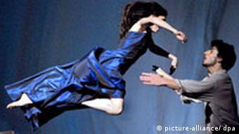 Uraufführung des neuen Stücks von Pina Bausch in Wuppertal