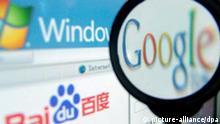 Microsoft Windows Google Symbolbild