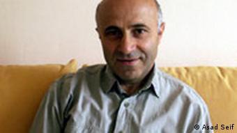 Asad Seif, iranischer Autor