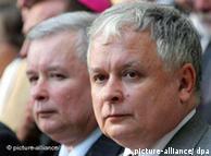 Los gemelos Kaczynski,