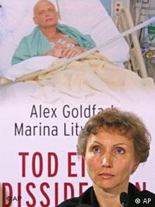 كتاب ألماني يتحدث عن تسميم العميل في الاستخبارات الروسية ألكسندر ليتفينينكو في 2006 في لندن