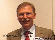 Dr. Markus Reindel, uno de los coordinadores del proyecto en Nasca.