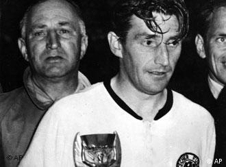 Легендарные немецкие футболисты