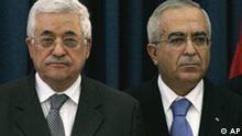 Abbas' neuer Mann