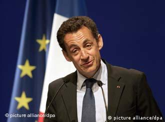 Sarkozy has riled up some in the EU with his cocky style