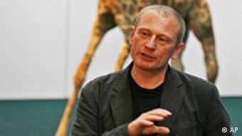 Der österreichische Künster Peter Friedl