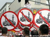 El proyecto de construcción de una gran mezquita en Colonia ha provocado una fuerte polémica.