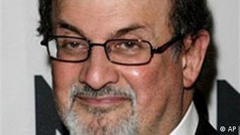 Salmam Rushdie