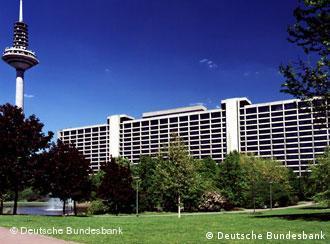 Здание Немецкого федерального банка