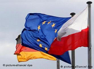 Poland's ties with both the EU and Germany are fraught with tension