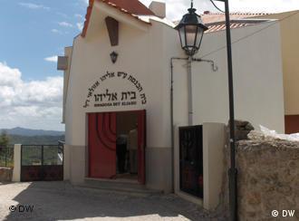 Belmonte didn't get an official synagogue until 1996