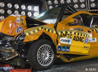 Chinese-Made Sedan Fails European Crash Test | Germany ...
