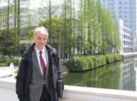 德国著名汉学家顾彬教授