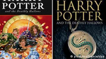 Neuer Harry Potter-Band - englische Ausgabe