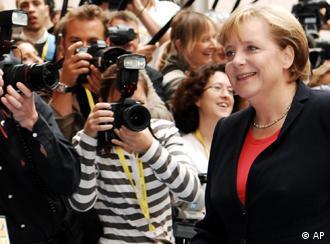 Un éxito de Angela Merkel como presidenta del Consejo Europeo.
