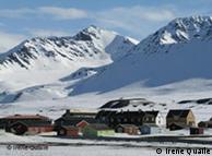 Spitzbergen: refrigerador ideal para tesoros vegetales.