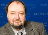 Бернд Йоганн, керівник Української редакції Deutsche Welle