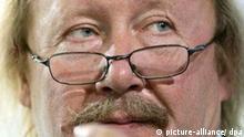 Deutschland Schriftsteller und Philosoph Peter Sloterdijk