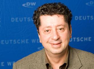 DW Yunanca Yayınlar Yöneticisi Spiros Moskovou