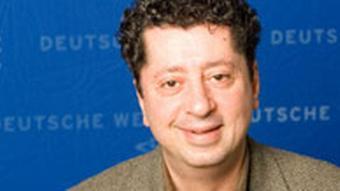 Der DW-Experte Spiros Moskovou 2007 (Quelle: DW)