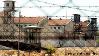 Gefängnis in der Türkei. Quelle: ap