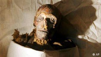 BdT Ägypten Mumie der Pharaonin Hatschepsut identifiziert