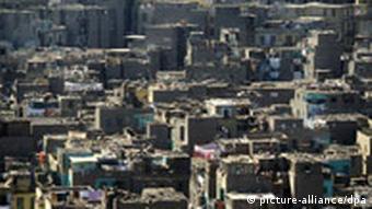 Armenviertel in Kairo Slum in der äyptischen Hauptstadt Kairo
