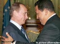 Putin y Chávez no sacan buena nota en estudio de la Fundación Bertelsmann.