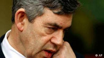 Gordon Brown, AP