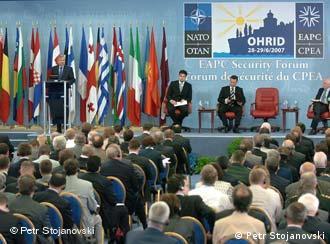 Sicherheitsforum in Ohrid (28./29.6.)