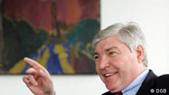 Michael Sommer, DGB-Vorsitzender