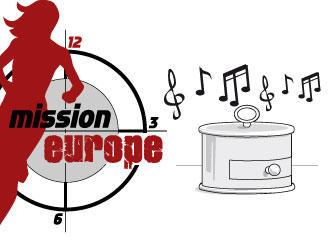 Mission Europe kwa simu yako ya kiganjani