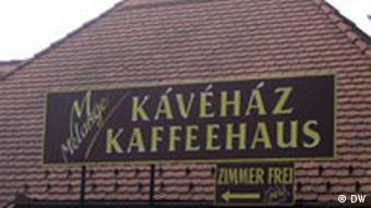 L'influence du tourisme allemand est bien visible.